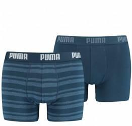 Bokserki majtki Puma [601015001 162] 2PAK