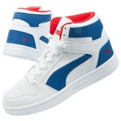 Buty Sportowe Damskie za kostkę Puma Rebound LayUp SL [370486 05]