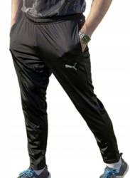Spodnie Puma dresowe treningowe [656946 01]