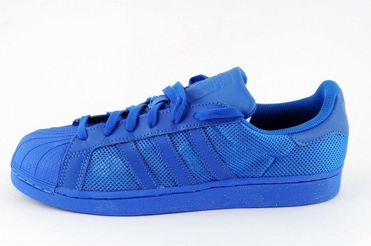 sprzedaje złapać nowy design Buty sportowe ADIDAS Superstar [B42619]