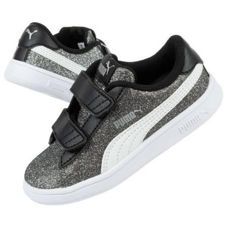 Buty Dziecięce Puma Smash V2 Glitz Glam [367380 04]