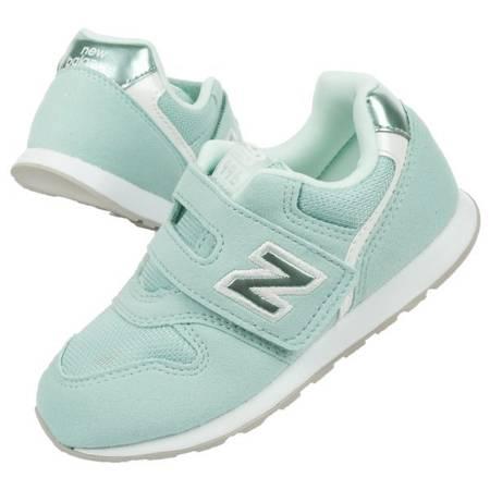 Buty Dziecięce Sportowe Buty New Balance [IZ996PMN]